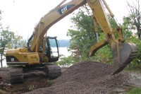 Professional Road and Quarry Contruction Equipment - Digger