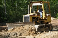 Professional Road and Quarry Contruction Equipment - Bull Dozzer