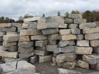 Custom Size Stone Retaining Wall Blocks