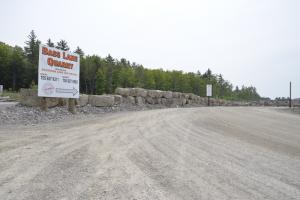 Quarry Main entrance